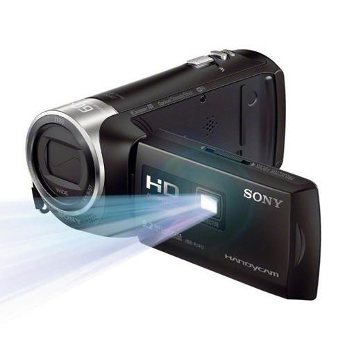 Купить - Sony Sony Handycam HDR-PJ410 Black (with Projector) (HDRPJ410B.CEL)