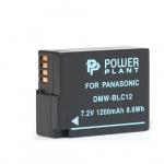 Фото - PowerPlant Aккумулятор PowerPlant Panasonic DMW-BLC12, DMW-GH2 (DV00DV1297)