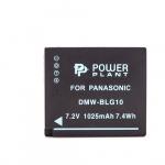 Фото - PowerPlant Aккумулятор PowerPlant Panasonic DMW-BLG10, DMW-BLE9 (DV00DV1379)