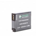 Фото -  Aккумулятор PowerPlant Panasonic DMW-BCM13E (DV00DV1381)