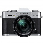 Фото - Fujifilm FUJIFILM X-T10 kit 16-50mm Silver
