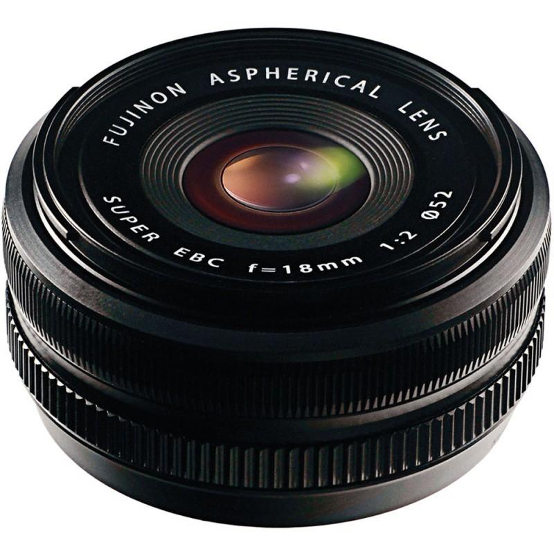 Купить - Fujifilm Fujifilm XF-18mm F2.0 R