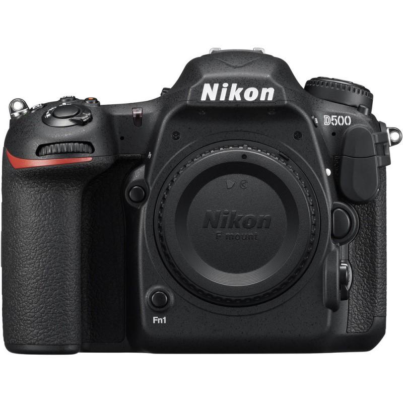 Купить - Nikon Nikon D500 Body (VBA480AE)