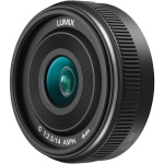 Фото - Panasonic Panasonic LUMIX G 14mm F2.5 ASPH II (H-H014AE-K) + Подарочный сертификат 500 грн!!!