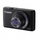 Фото -  Цифровая компактная камера Canon Powershot S200 BK (8408B017AA)