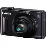 Фото -  Цифровая компактная камера Canon PowerShot SX610 HS BK (0111C013AA)