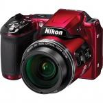 Фото - Nikon Nikon COOLPIX L840 Red (VNA771E1)