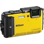 Фото - Nikon Nikon COOLPIX AW130 Yellow