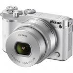 Фото - Nikon NIKON 1 J5 +10-30mm PD-Zoom KIT WHITE+bag (VVA242KV01)