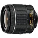 Фото -  Nikon AF-P DX NIKKOR 18–55mm f/3.5–5.6G