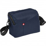 Фото -  Сумка NX Shoulder Bag DSLR Blue (MB NX-SB-IIBU)