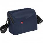 Фото -  Сумка NX Shoulder Bag DSLR Blue (MB NX-SB-IIBU)