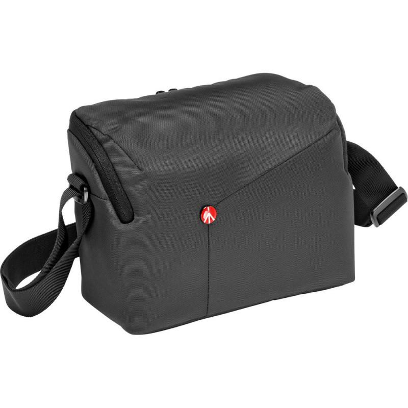 Купить -  Сумка NX Shoulder Bag DSLR Grey (MB NX-SB-IIGY)