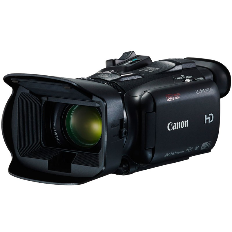 Купить -  Canon LEGRIA HF G40