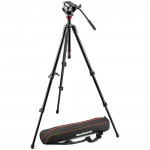 Фото -  Видеокомплект со штативом 500 MDEVE ALU VIDEO SYSTEM (MVH500AH,755XBK)