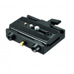 Фото - Manfrotto   Адаптер Manfrotto Quick Release Adapter with Sliding Plate (577)