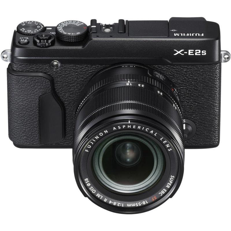 Купить - Fujifilm Fujifilm X-E2S + XF 18-55mm F2.8-4R Kit Black