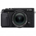Фото Fujifilm Fujifilm X-E2S + XF 18-55mm F2.8-4R Kit Black