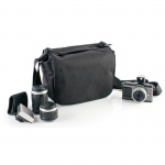 Фото - Think Tank Сумка Think Tank Retrospective 5 - Black + Чехол Think Tank Travel Pouch - Small (87453000742)