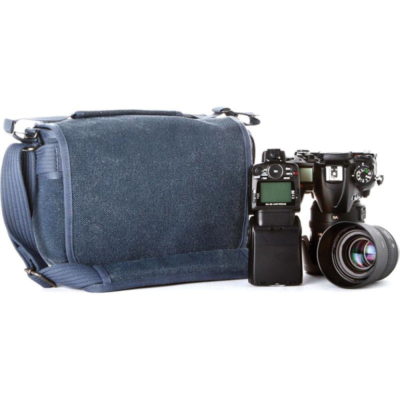 Купить - Think Tank Сумка Think Tank Retrospective 5 - Blue Slate + Чехол Think Tank Travel Pouch - Small (87453000744)