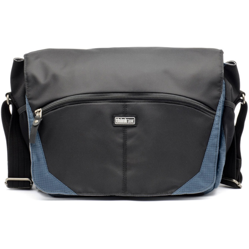 Купить - Think Tank Сумка Think Tank CityWalker 10 Blue Slate + Чехол Think Tank Travel Pouch - Small (87453000670)