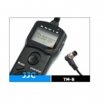 Фото -  Пульт проводный с таймером JJC TM-B (NIKON D200-D700, D2-D3, Fuji S5PRO) (J-TM-B)