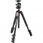 Фото - Manfrotto   Штативный комплект Manfrotto 190 ALU 4 SEC KIT BALL HEAD (MK190XPRO4-BHQ2)