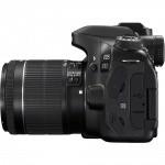 Фото  Canon EOS 80D + EF-S 18-55mm IS STM Kit (Официальная гарантия)