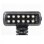 Фото -  Светодиодный осветитель LED LIGHT - POCKET- 12 (ML120)