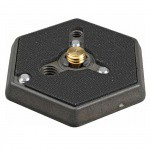 Фото - Manfrotto   Площадка Manfrotto ASSY PLATE FOR 029 & 136, 3/8 (130-38)