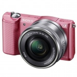 Фото - Sony Sony Alpha 5000 kit 16-50 Pink (ILCE5000LP.CEC)