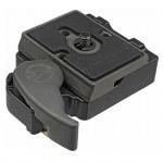 Фото -  Быстросъёмный переходник для площадок Manfrotto 323 RC2 System Quick Release Adapter (323)