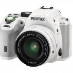 Фото -  Pentax K-S2 White + 18-50mm WR