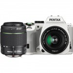 Фото -  Pentax K-S2 White + 18-50mm WR + 50-200mm WR