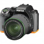 Фото -  Pentax K-S2 Black/Orange + 18-135mm WR