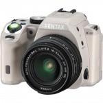 Фото -  Pentax K-S2 Desert beige + 18-50mm WR