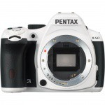 Фото -  Pentax K-50 DSLR Camera (Body Only, White)