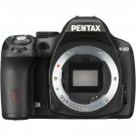 Фото -  Pentax K-50 DSLR Camera (Body Only, Black)