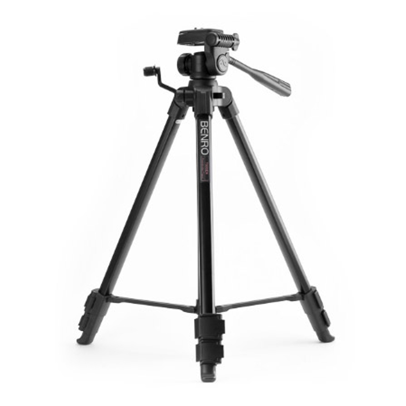 Купить - Benro Штатив T-600EX (Black) (T-600EX)