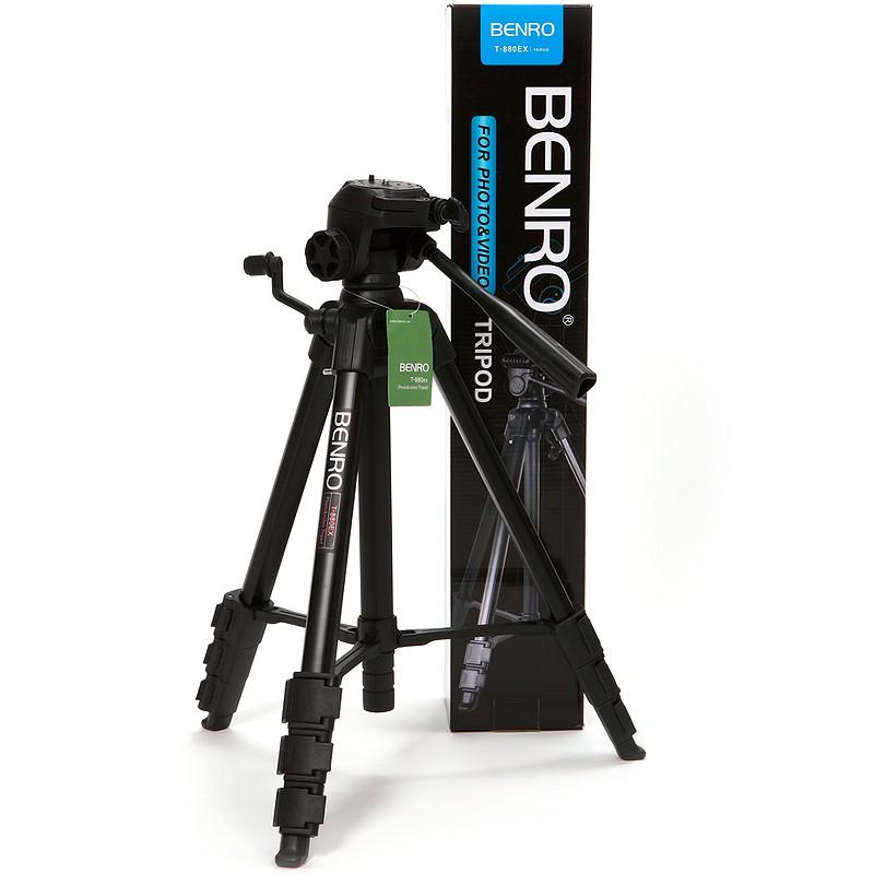 Купить - Benro Штатив T-880EX (Black) (T-880EX)