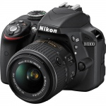 Фото - Nikon Nikon D3300 + AF-P 18-55VR KIT (VBA390K008)