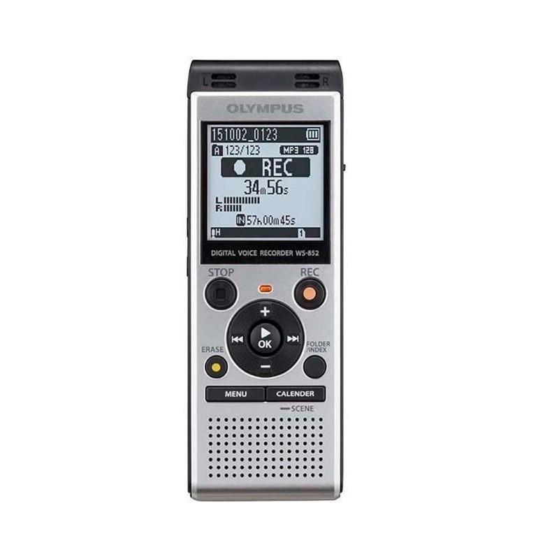 Купить - Olympus OLYMPUS WS-852 Silver (4GB) (V415121SE000)