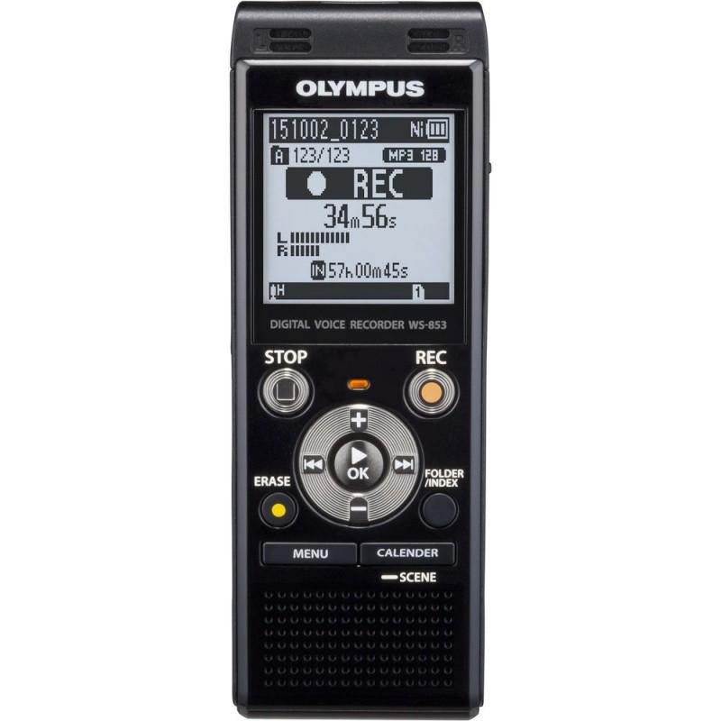 Купить - Olympus OLYMPUS WS-853 Black (8GB) (V415131BE000)