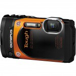 Фото - Olympus OLYMPUS TG-860 Оранжевый (V104170OE000)
