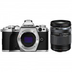 Фото - Olympus Olympus E-M5 Mark II 14-150mm II Kit Silver/Black (V207043SE000)