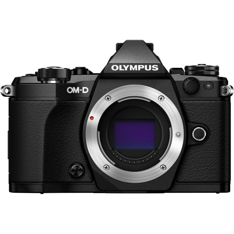 Купить - Olympus OLYMPUS E-M5 mark II Body черный (V207040BE000)