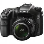Фото - Sony Фотоаппарат Sony Alpha A68 kit 18-55mm Black (ILCA68K.CEC)