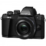 Фото - Olympus Olympus E-M10 Mark II Pancake Zoom 14-42mm Kit Black/Black (V207052BE000)