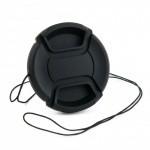 Фото - Extradigital Защитная крышка объектива Extradigital Lens Cap D55 (LCP1907)