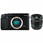 Фото - Fujifilm Fujifilm X-E2 + XF 16mm F1.4 R WR Kit Black